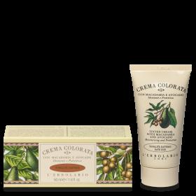 Crema Colorata MACADAMIA e AVOCADO - tonalità DATTERO N°3 50 ml