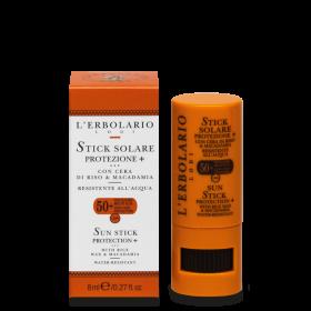 SOLE Stick Solare Protezione+ SPF50+ 8 ml