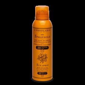 SOLE Spray Olio di ARGAN ed Estratti di GOJI SPF30 150 ml