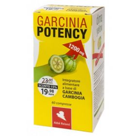GARCINIA CAMBOGIA Dima Yellow 60 cpr 1200mg