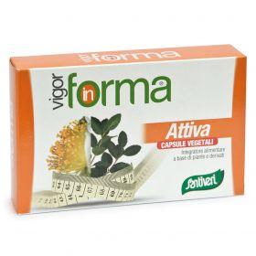 ATTIVA capsule vegetali 24g