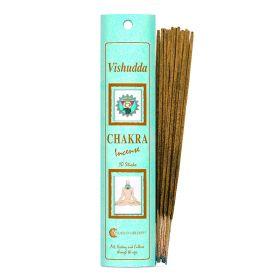 Incensi dei Chakra - 5* VISHUDDA