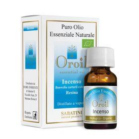 INCENSO Olio Essenziale 10 ml - OROIL