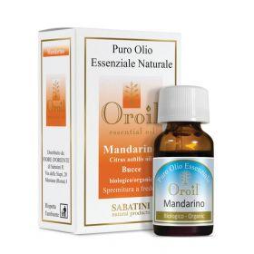 MANDARINO Olio Essenziale 10 ml BIO - OROIL